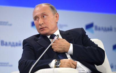 Путин: россияне не утратили доверия к правительству