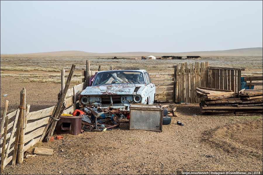 Как живут обычные монголы