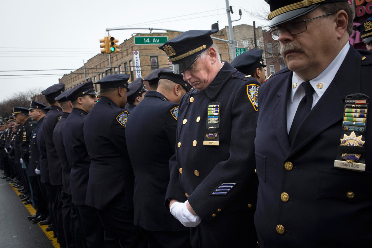 the new yorks police department during the past decade in the united states