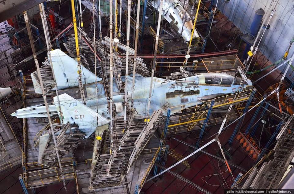 Сибирский научно-исследовательский институт авиации | NewsInPhoto.ru Новости и репортажи в фотографиях (5)
