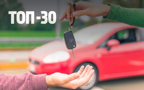 Рынок легковых автомобилей с…