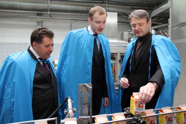 Ткачев выписал индульгенцию белорусским продуктам