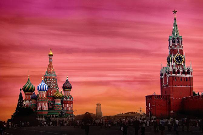 Что пишут в иностранных путеводителях по России