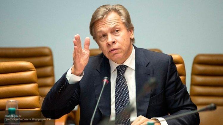 Пушков жестко ответил полякам на тему получения репараций с России