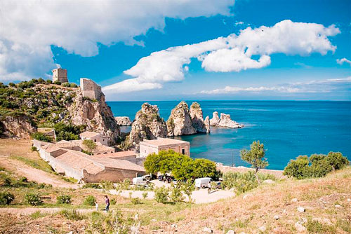 Хроноаномалия, Сицилия