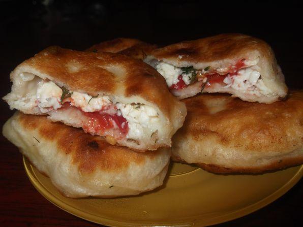 Рецепт пирожков с секретом