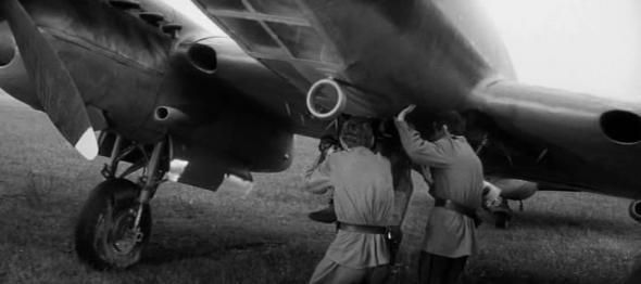 Кино - самолёты