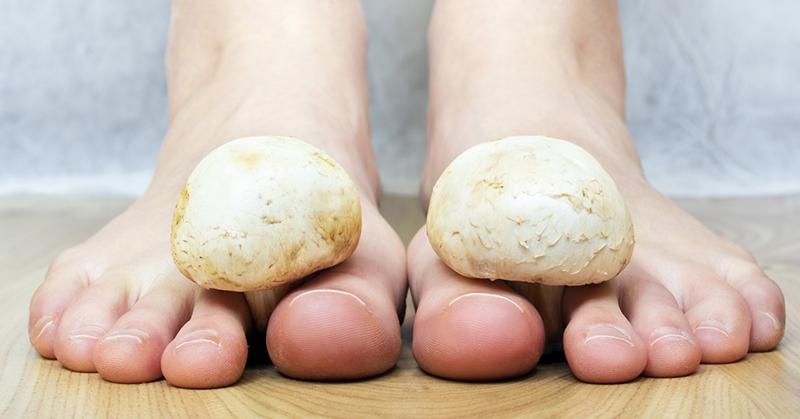От этой смеси исчезает грибок на ногах и руках. Мгновенный результат!