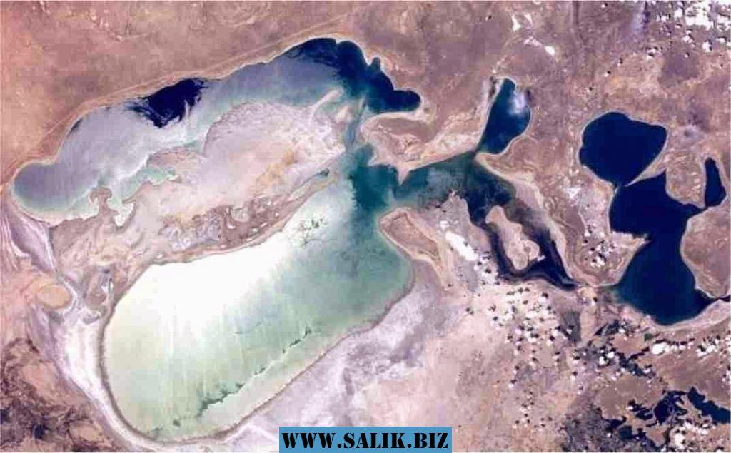 Ученые нашли на дне Аральского моря возможную Атлантиду