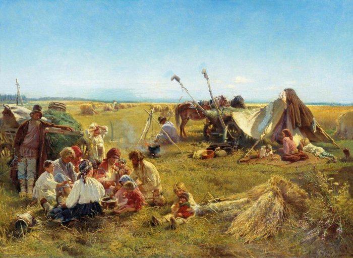 художник Константин Маковский – 3-01