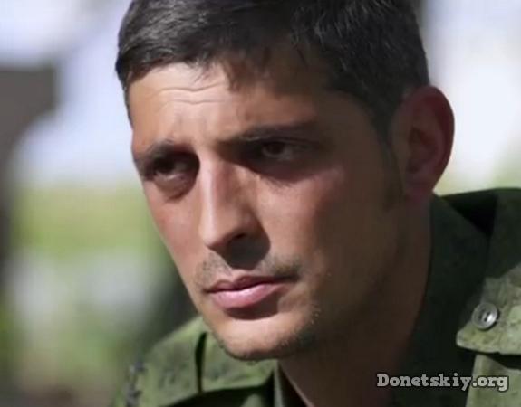 Раскрыты детали убийства комбата ДНРГиви