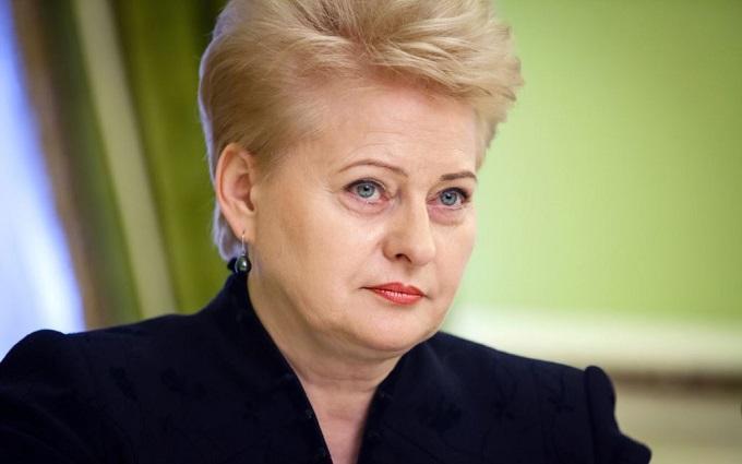 Грибаускайте: С приходом в Белый Дом новой администрации Вашингтон перестал быть для Литвы союзником