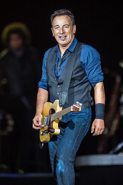 ЗАРУБЕЖКА. Bruce Springsteen