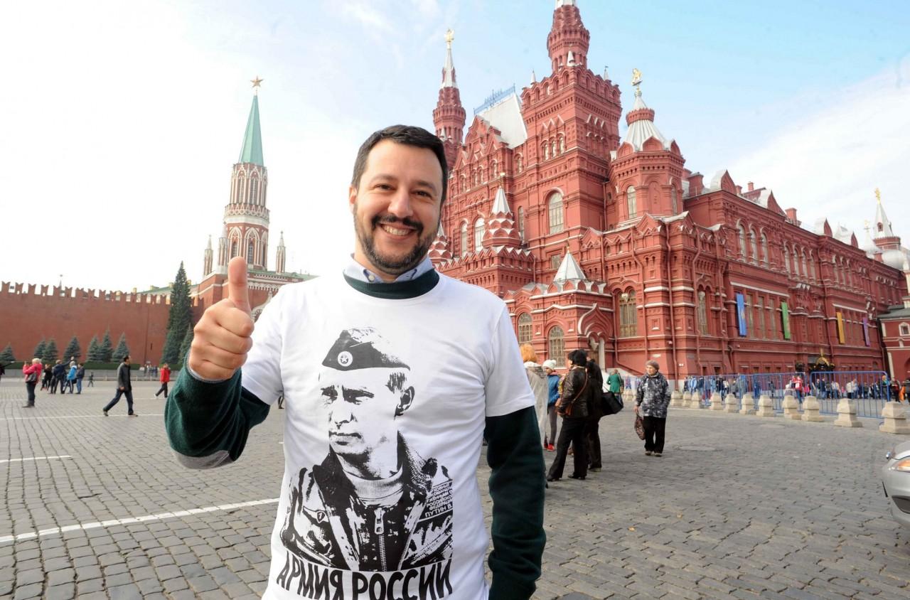 Итальянцы взрывают Евросоюз и помогают Газпрому