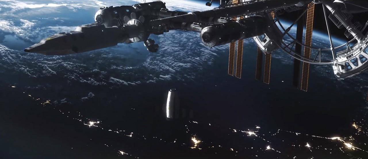 Российская компания S7 Space построит космодром на околоземной орбите