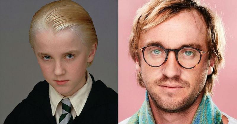 Актеры «Гарри Поттера» 17 лет спустя
