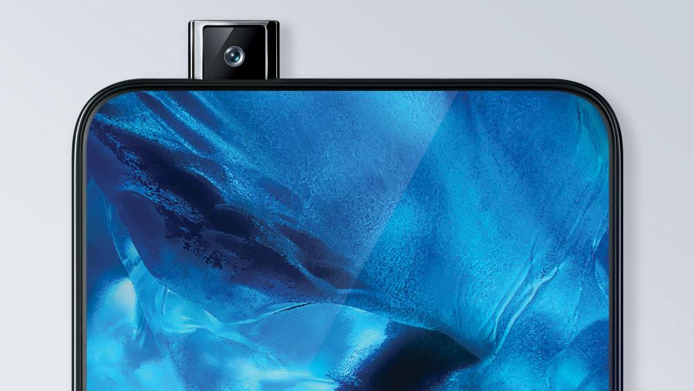 Vivo объявила о начале продаже флагманского смартфона NEX в России