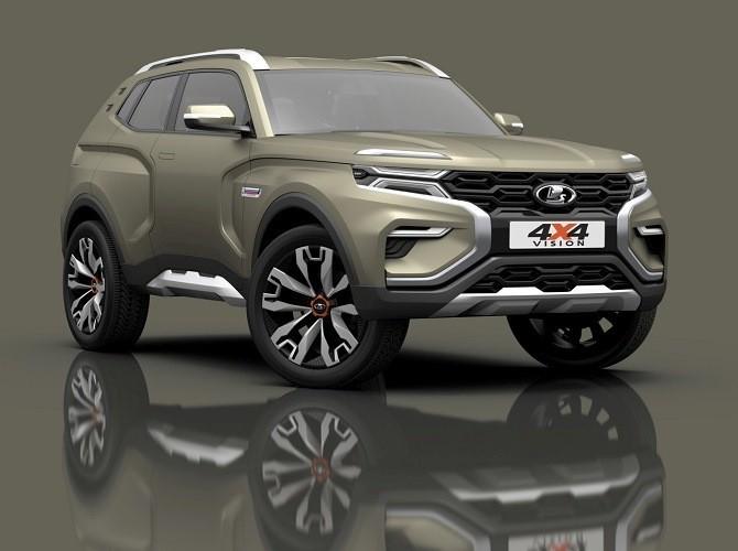 Новая LADA 4x4 выйдет на рынки Западной Европы