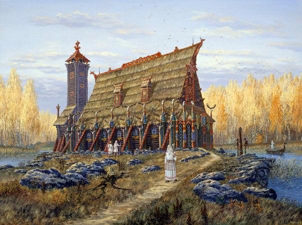 Что такое Храмы у славян?