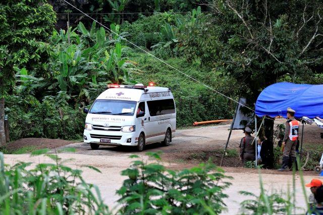 В Таиланде у спасенных из пещеры детей не выявлено новых видов болезней