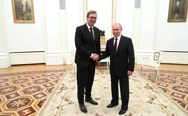 Президент Сербии рассказал о…