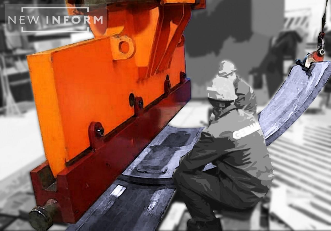 Уникальный агрегат: Севмаш ввел в работу сврехмощный прессогибочный комплекс