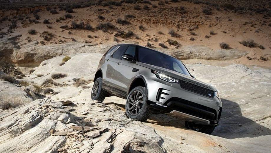 Land Rover:  концерн JLR снова взялся за автопилот для бездорожья