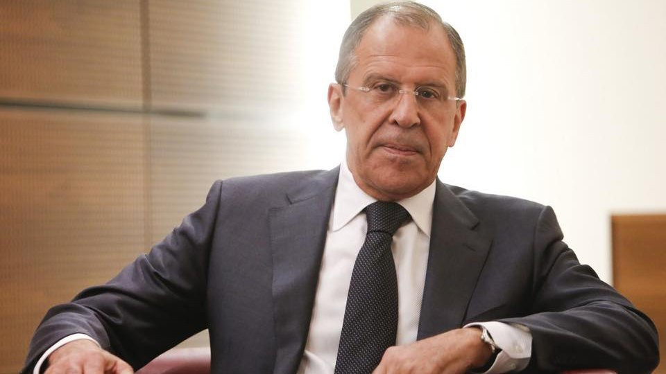 Лавров призвал Запад повлиять на Киев