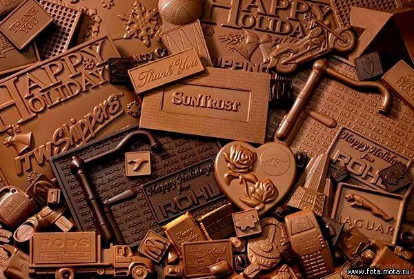 Шоколадный гороскоп для сладкоежек