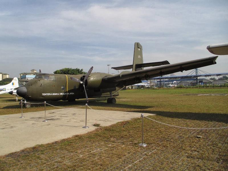 Музей Королевских ВВС Малайзии в Куала-Лумпуре.