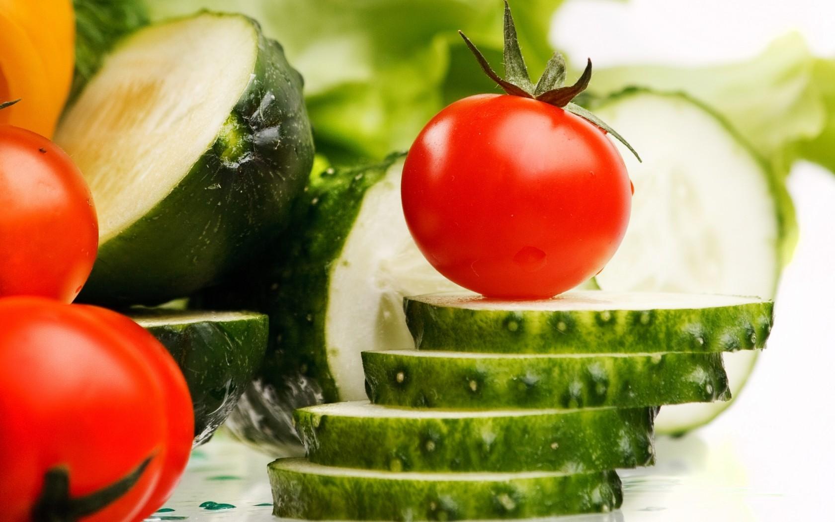 Огурцы и помидоры - не овощи?