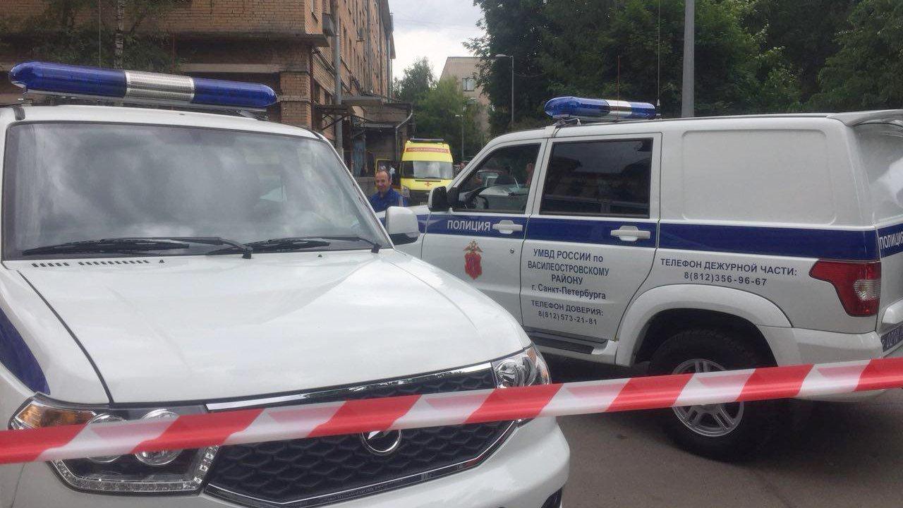 В Москве напали на офис «Бинбанка» и унесли 11 миллионов рублей