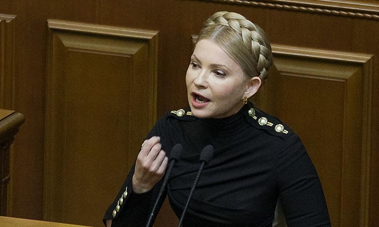 Украинцы выберут Тимошенко