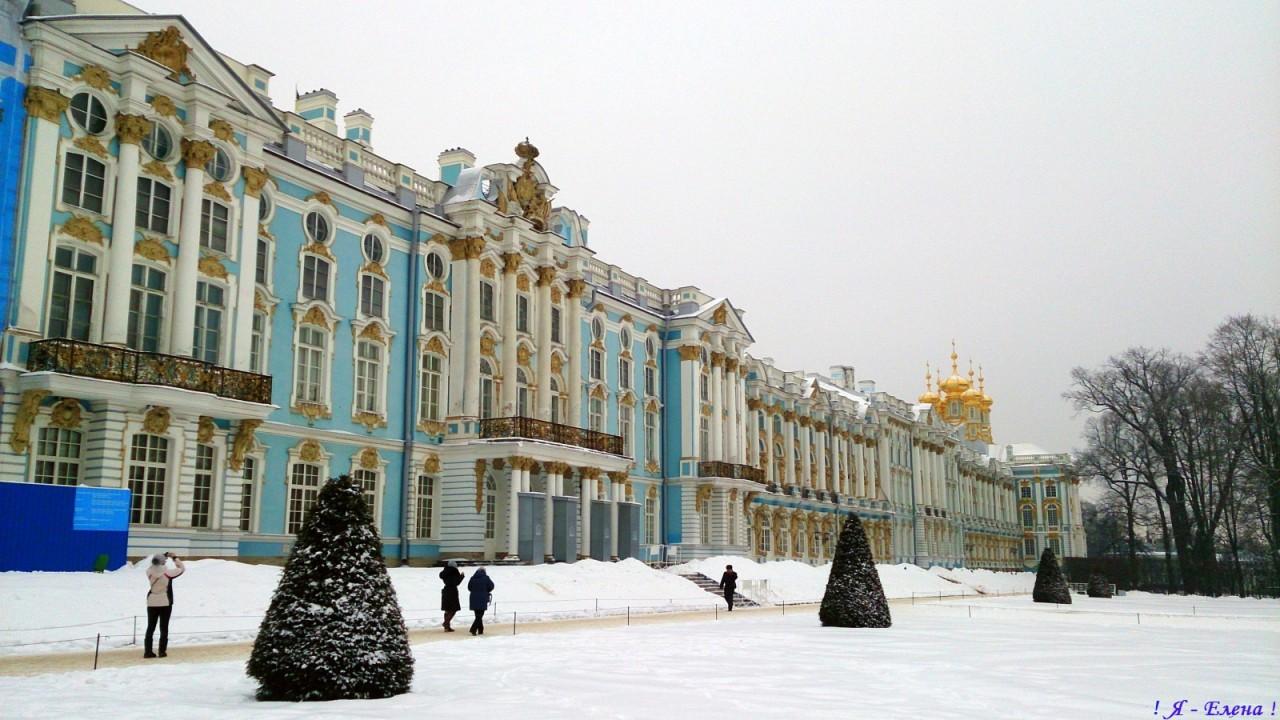 """""""Я поведу тебя в музей..."""" - Екатерининский дворец"""