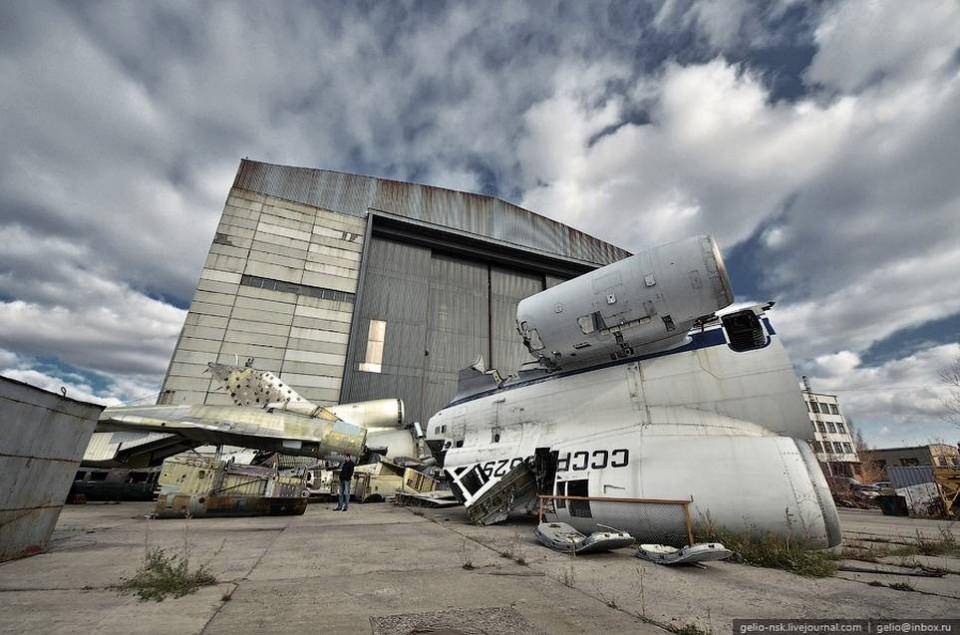 Сибирский научно-исследовательский институт авиации | NewsInPhoto.ru Новости и репортажи в фотографиях (1)