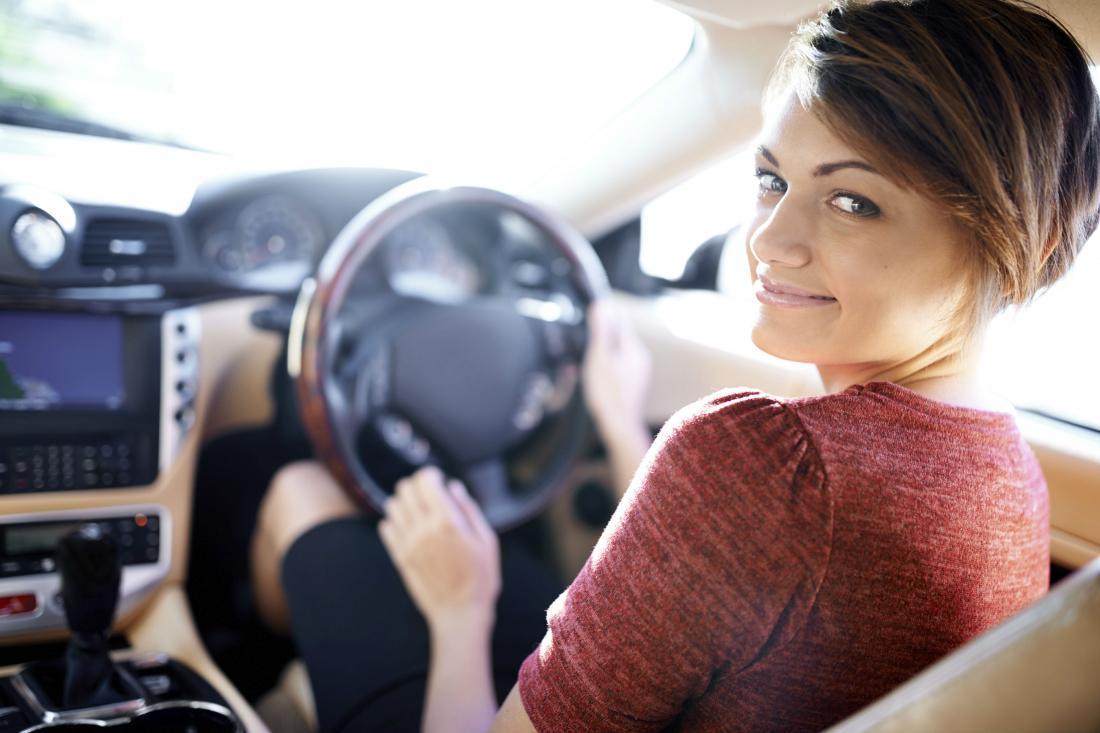 Какое место в машине самое безопасное