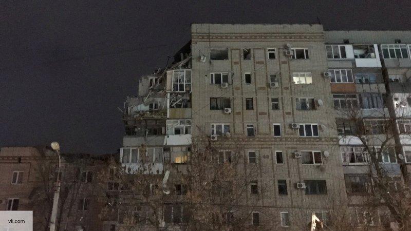 В жилом доме в Ростовской об…