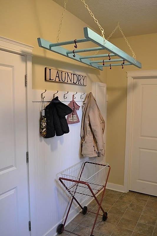 Идеи хранения вещей и организации пространства дома. 29111
