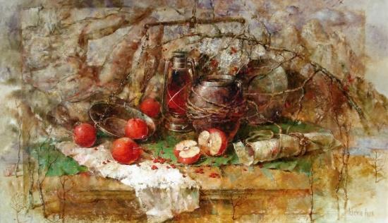 художник Елена Ильичева картины – 31