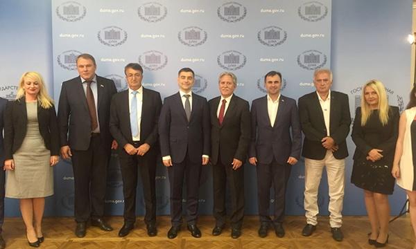 Депутаты Госдумы: Евросоюз ставит Сербии кабальные условия