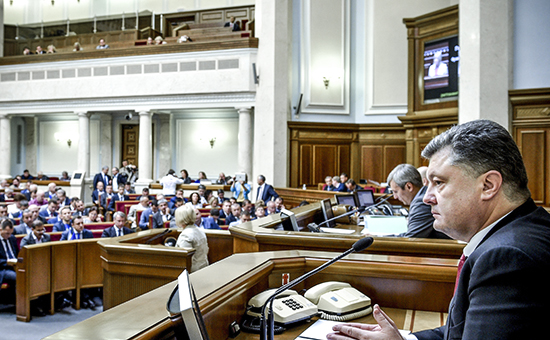 Новые украинские власти займутся милитаризацией страны