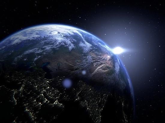 Земле угрожает столкновение с другой планетой