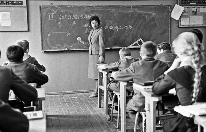 Когда не выучил, а учитель ищет, кого бы вызвать к доске... дети, манная каша, страх, туалет, урок, школа, юмор