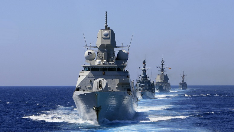 Корреспондент: в грузинских портах не будет кораблей НАТО