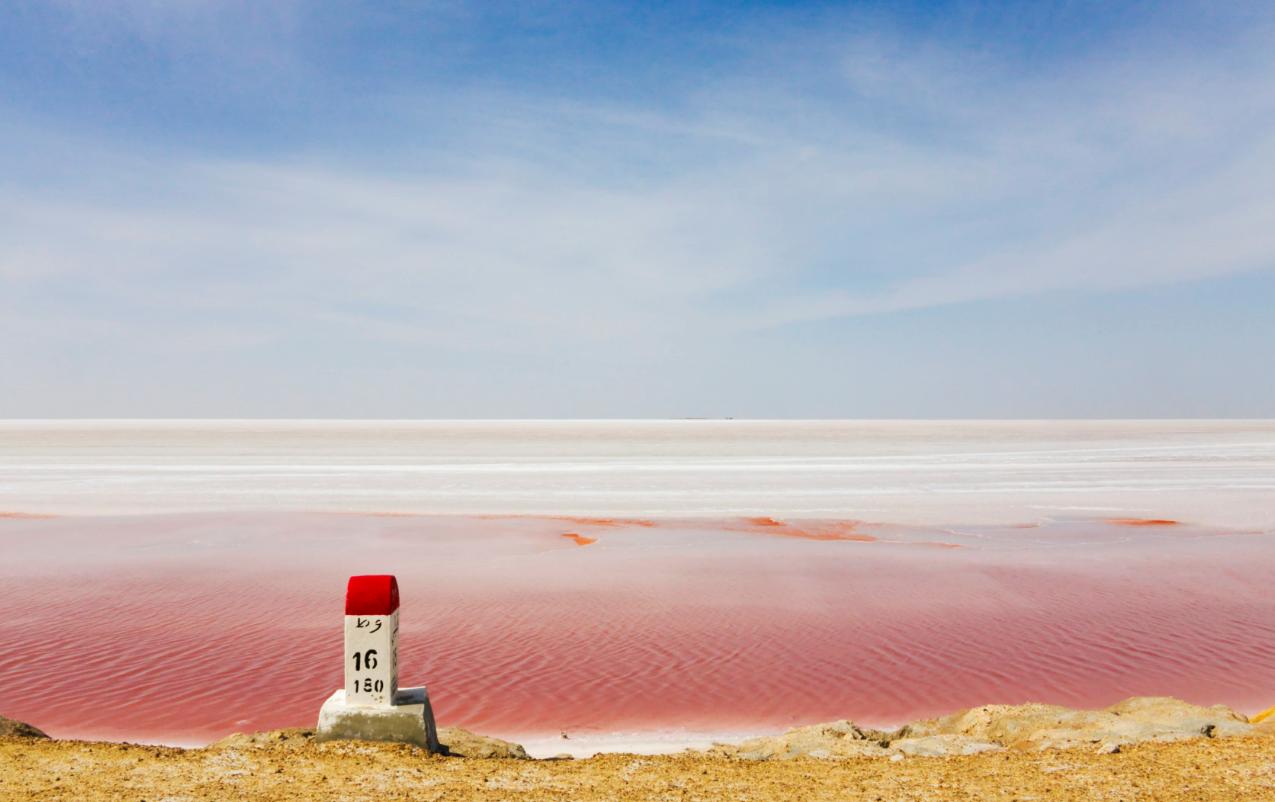 Эль-Джерид (Chott el Jerid), Тунис