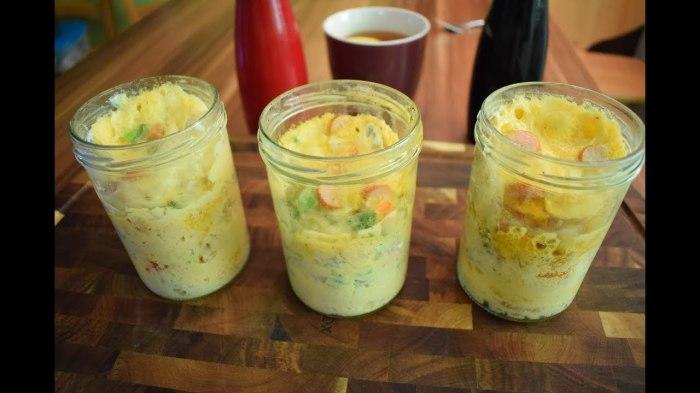 Отличный завтрак или закуска на скорую руку. /Фото: i.ytimg.com
