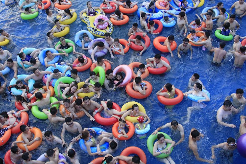 Почему азиаты не умеют плавать
