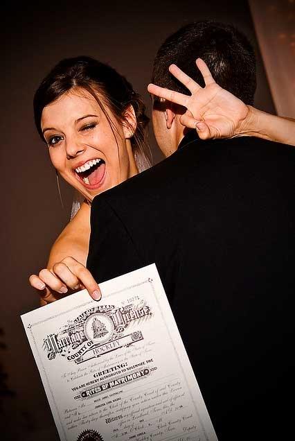 Психологический брачный контракт