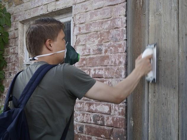 В Перми волонтеры отремонтируют дом известных художников