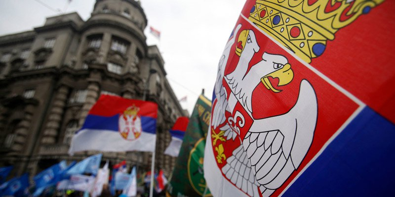 СЕРБИЯ — КЛЮЧ К ЕВРОПЕ, КОТОРАЯ, КАК И МЫ, НЕ ХОЧЕТ ПРИЗНАВАТЬ КОСОВО